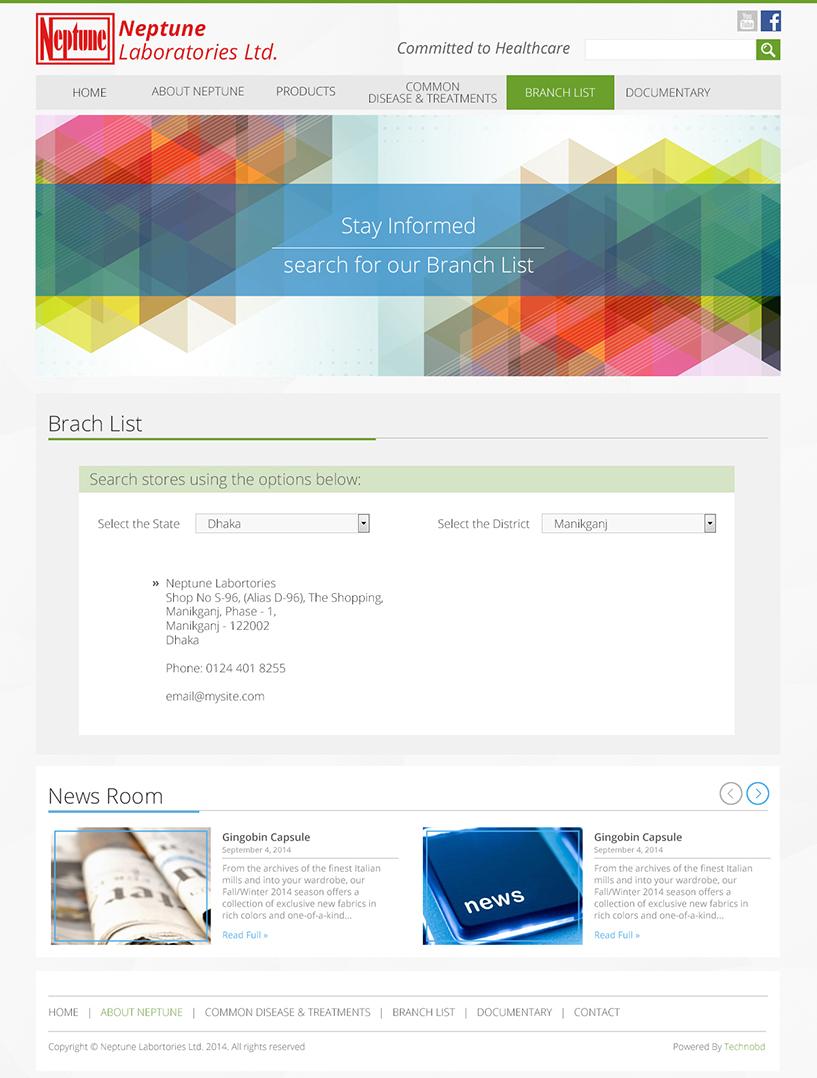 Neptune Laboratories Ltd
